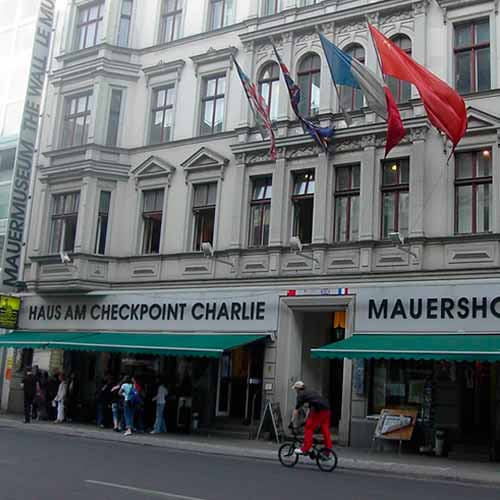 Museu Check Point Charlie