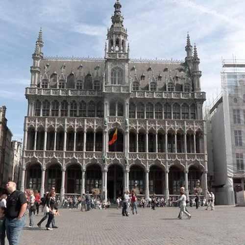 Museu da cidade de Bruxelas