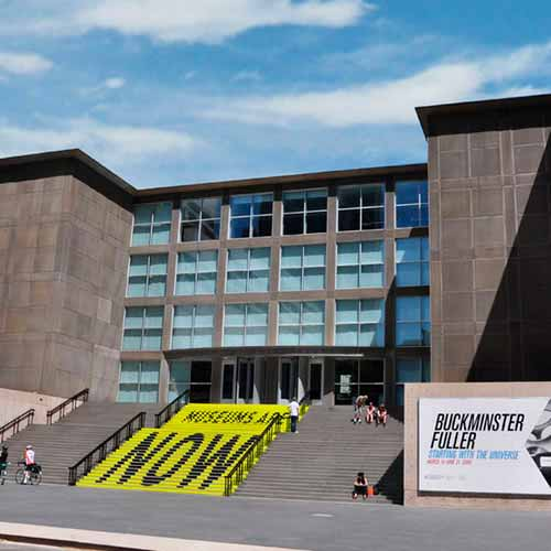 Museu de arte contemporânea (MCA)
