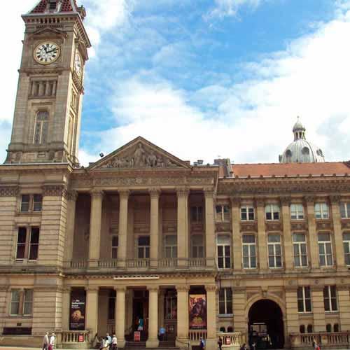 Birmingham Museu e Galeria de Arte