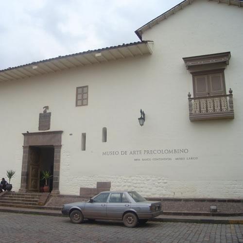 Museu de arte Precolombino