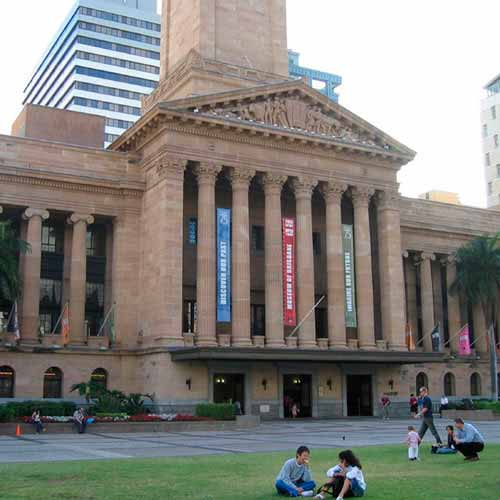 Museu de Brisbane