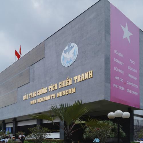 Museu de memórias da guerra