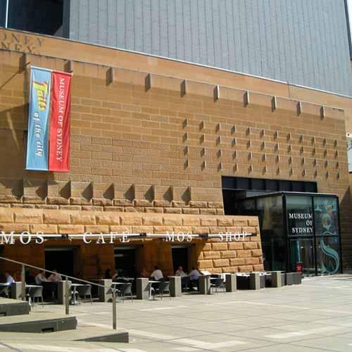 Museu de Sydney