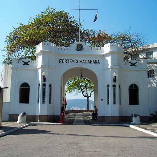 Museu Forte de Copacabana