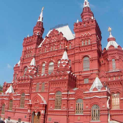Museu Histórico do Estado da Rússia