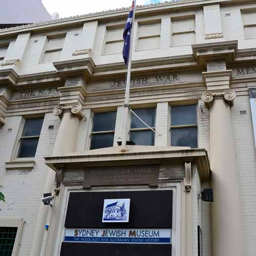 Museu Judaico de Sydney