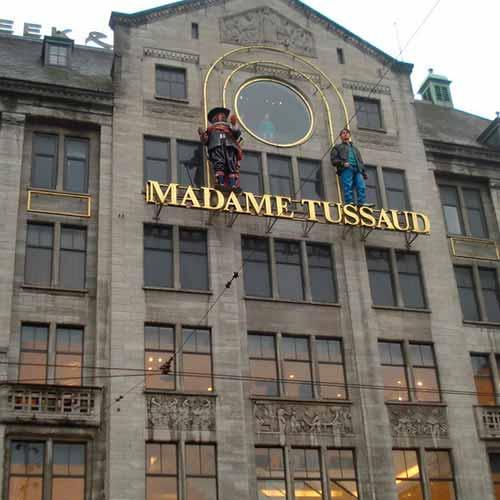 Museu Madame Tussauds Amsterdã