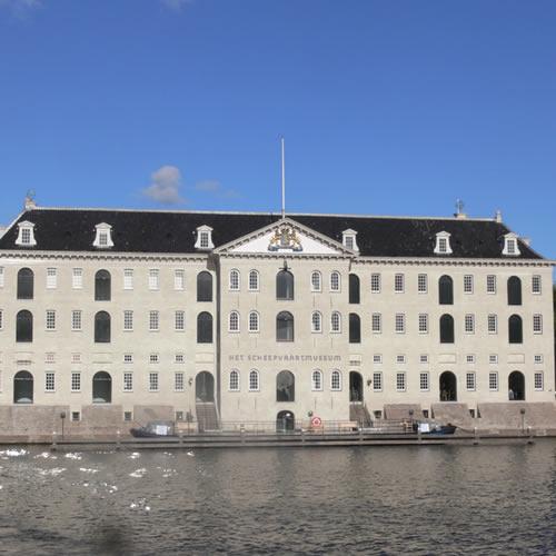 Museu Marítimo - Amsterdã