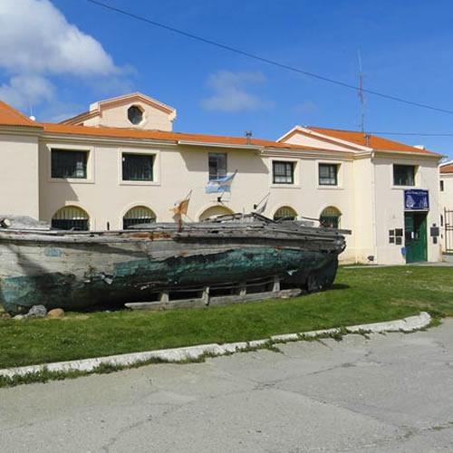 Museu Marítimo de Ushuaia