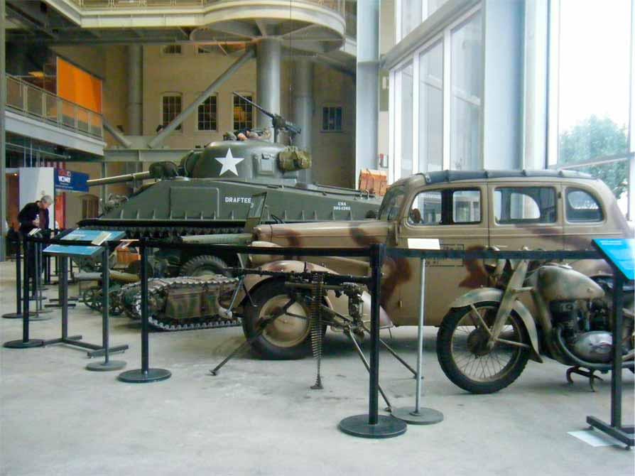 Museu Nacional WWII