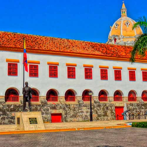 Museu Naval do Caribe