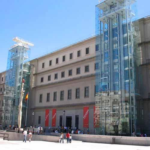 Museu Nacional Centro de Arte Reina Sofia