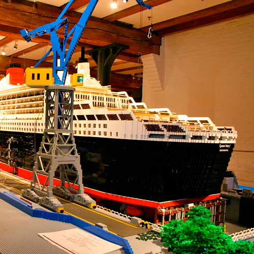 Museu Marítimo Internacional Hamburgo
