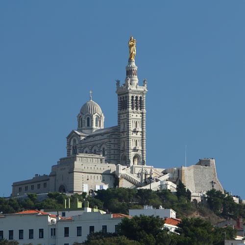 Basílica de Notre Dame de la Garde