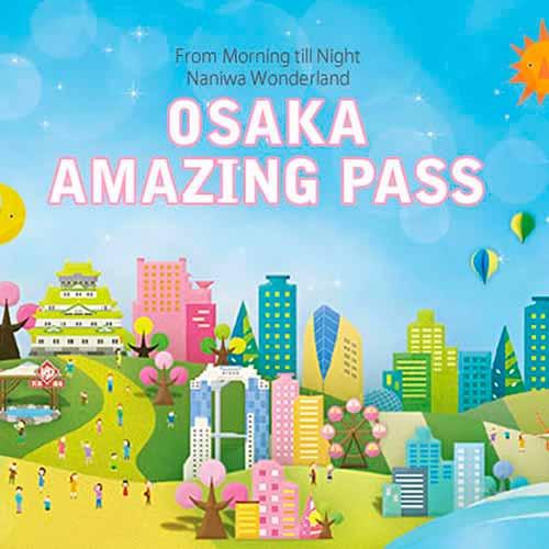 Osaka Day Pass
