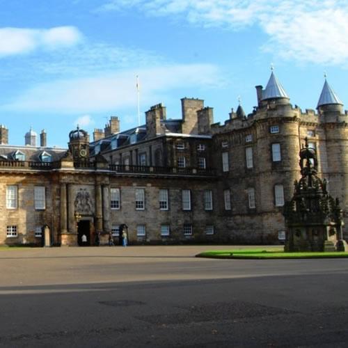 Palácio Holyroodhouse