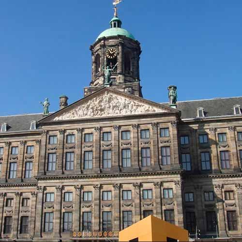 Palácio Real Amsterdã