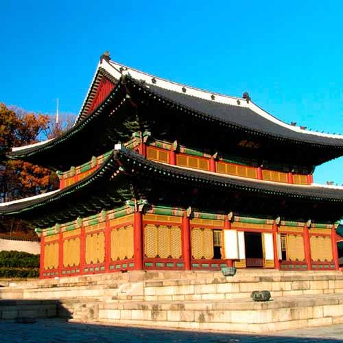 Palácio Real Seul