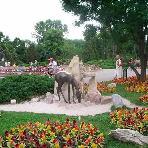 Parque Herastrau