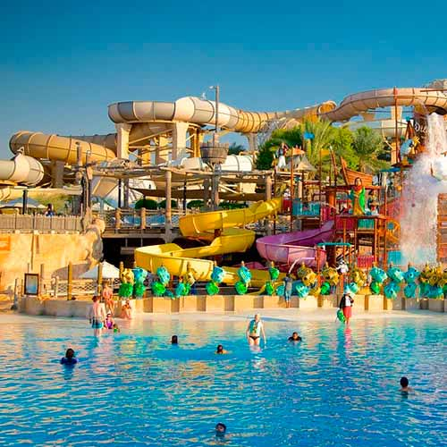 Parque Wild Wadi