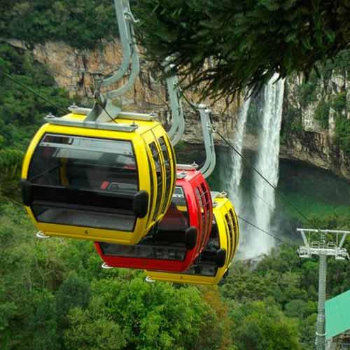Bondinho Parque da Serra