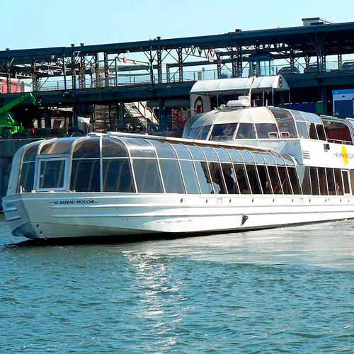 Passeio de barco (Old Port Montreal)