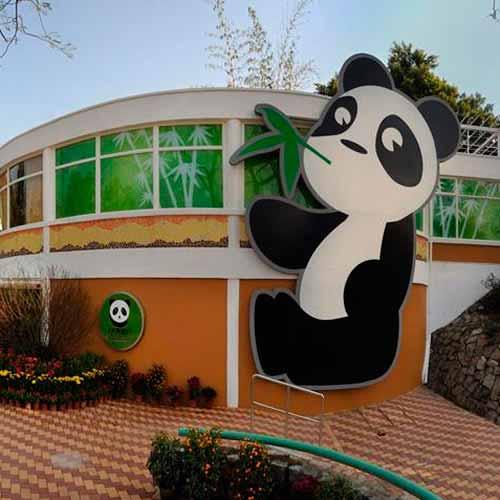 Pavilhão do Panda Gigante