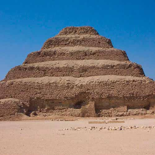 Pirâmide de Saqqara (Djoser)