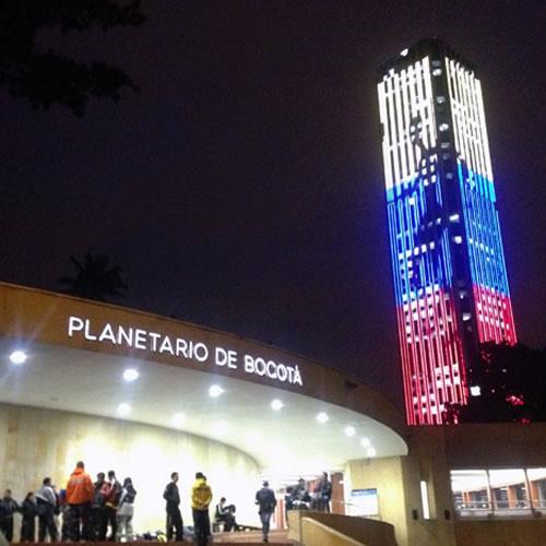 Planetário de Bogotá