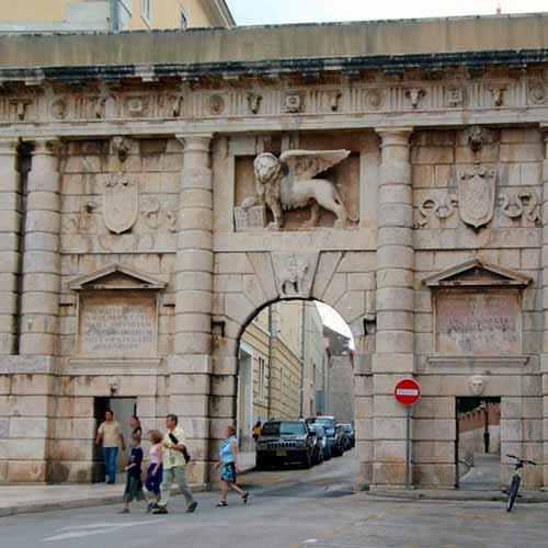 Portão da Cidade de Zadar