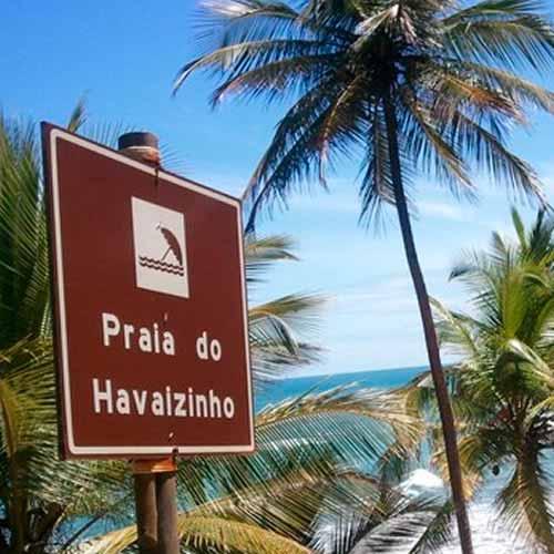 Praia do Havaizinho