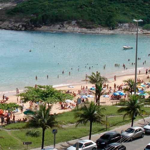 Praia da Enseada Azul