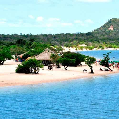 Praia Ilha do Amor