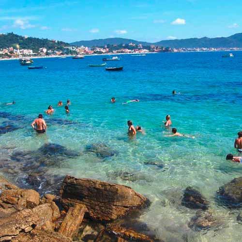 Praia da Lagoinha (Trapiche)