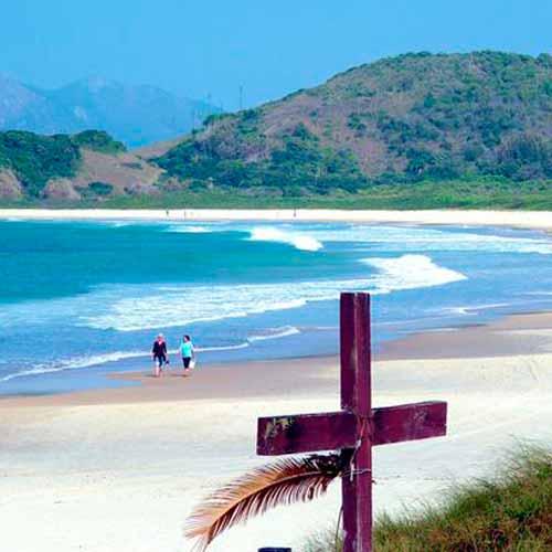 Praia Quatro Ilhas