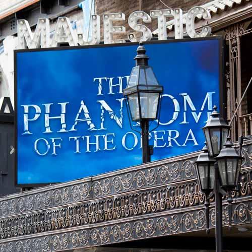 Broadway - O Fantasma da Ópera