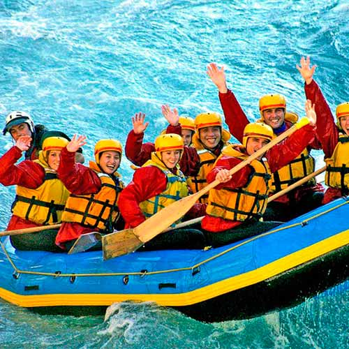Rafting Kawarau