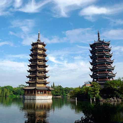Parque Cultural Riyue Shuangta