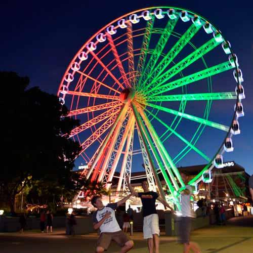 Roda Gigante de Brisbane