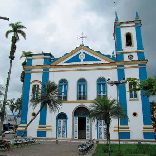 Igreja Exaltação da Santa Cruz Matriz