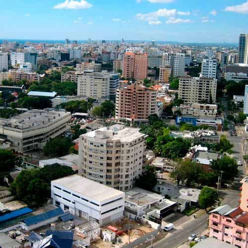 Tour para Santo Domingo