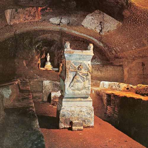 Escavação Basílica de São Clemente