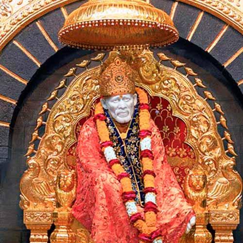 Templo Shirdi Sai Baba