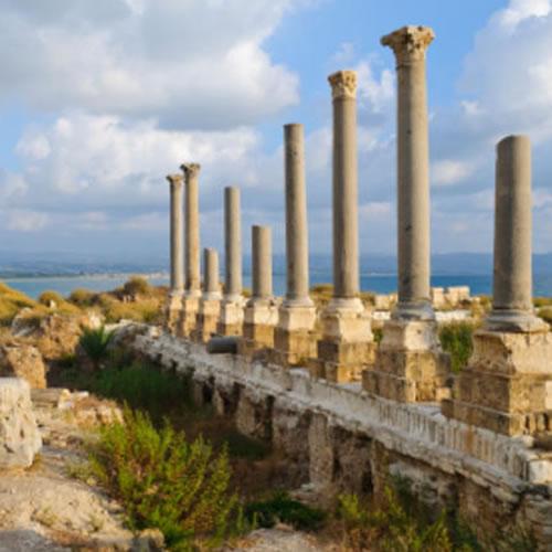 Tour de Beirute para Sidon, Tyre e Echmoun