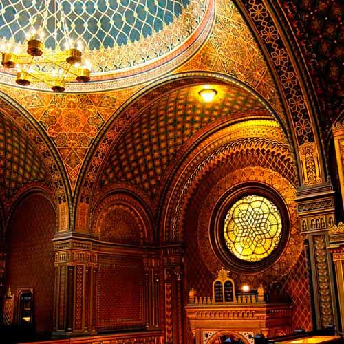 Sinagoga Espanhola (Spanelska Synagoga)