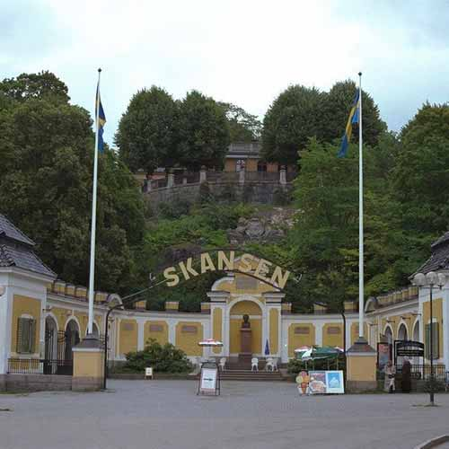 Skansen - Museu ao ar livre