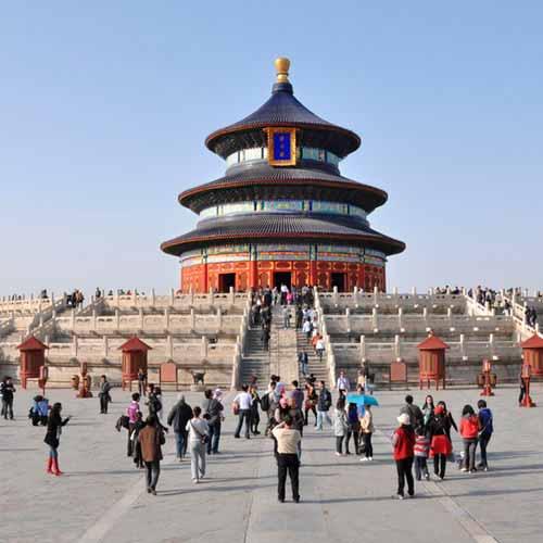 Templo do Céu (Tiantan Park)