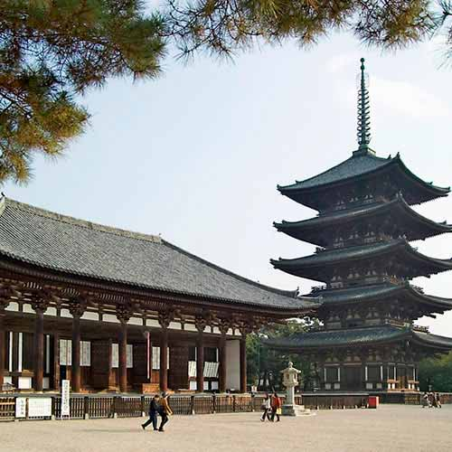 Templo Kofukuji