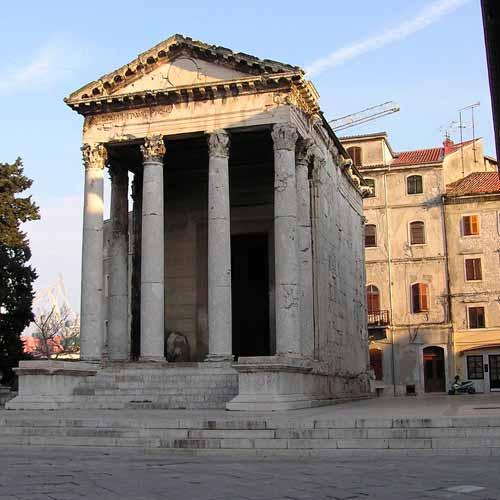 Templo de Augustus